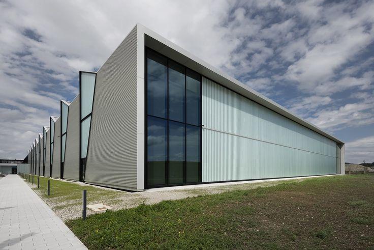 Gallery - HAWE Factory Kaufbeuren / Barkow Leibinger - 12