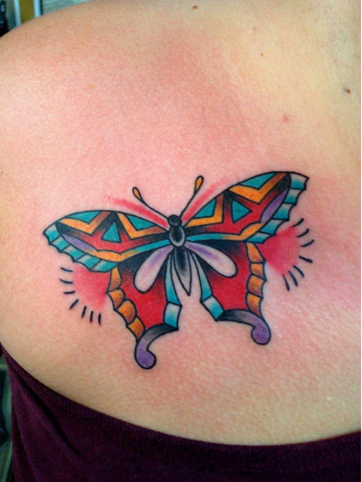 Butterfly tattoo designs tattoo pinterest for Pinterest tattoo ideas