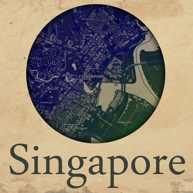 Cities edition - Singapore