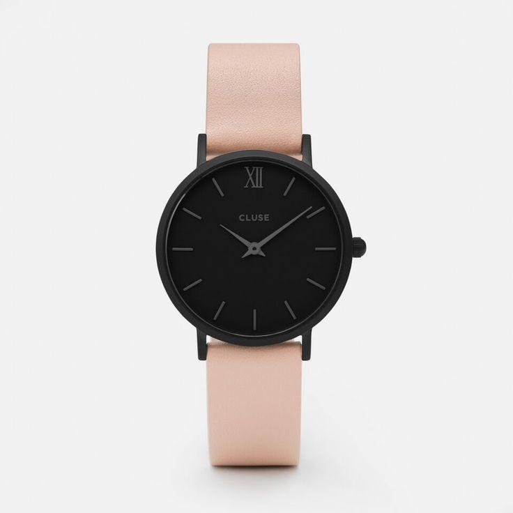 Minuit Full Black/Nude CL30027