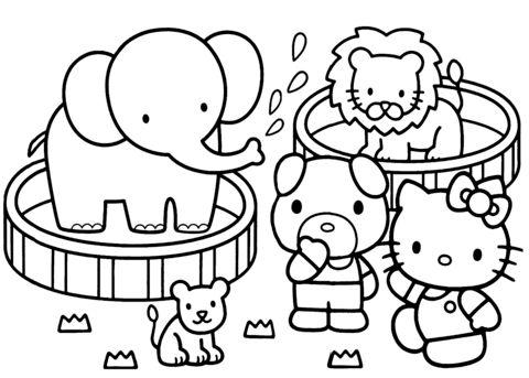 32 besten Hello Kitty Bilder auf Pinterest | Frei bedruckbar, Hello ...