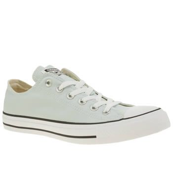 Converse Pale Blue All Star Ox Womens Trainers S/S 16 is in full flow and the Converse All Star Ox arrives to see you through the season and beyond. This versatile plimsoll features a pale blue fabric upper along with silver metal eyelets and the  http://www.MightGet.com/january-2017-13/converse-pale-blue-all-star-ox-womens-trainers.asp