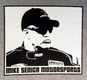 Mike Senica Motorsports exclusively w/ UnPaved Clothing Co