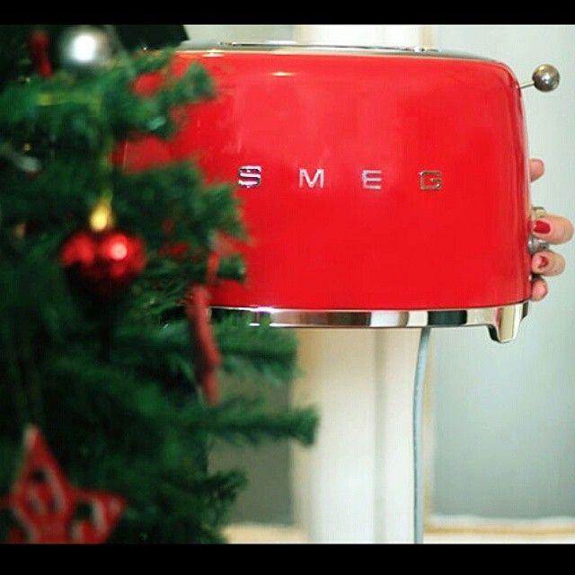 """""""Santa"""" Red φρυγανιέρα!"""
