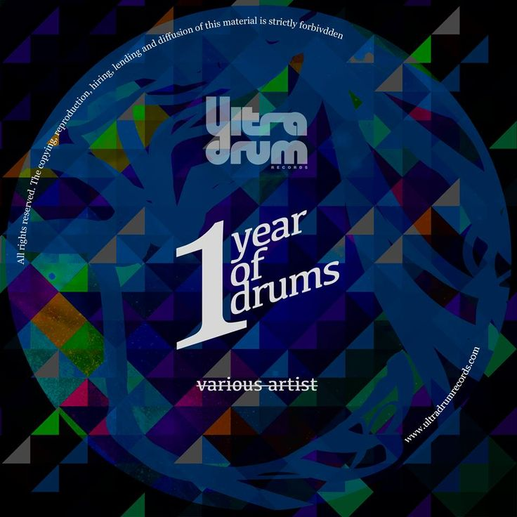 1 YEARS OF DRUMS