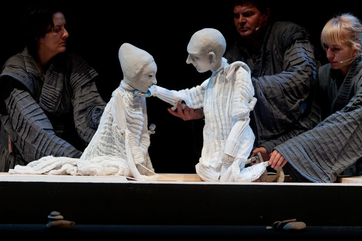 Maribor Puppet Theatre – Krst pri Savici [Baptism on the Savica], directed by Andreja Kovač, 2010