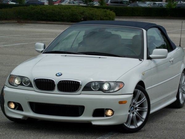 2006 BMW 330CI 3Series CONVERTIBLE ZHP PERFORMANCE for only