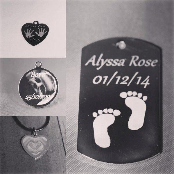 We make beautiful personalised pendants that you can have custom engraved . Free shipping. Order online @ www.customimageengraving.com.au or email us @ customimageengraving@outlook.com #lovedones #photo #engraved #custom #image #engraving #instadog #newbornbaby #perfectgift #pet #petstagram #paw #personalized #giftideas #christmasgifts #christmasiscoming #getinearlyforchristmas #shopnow #oneofakind #orderonline