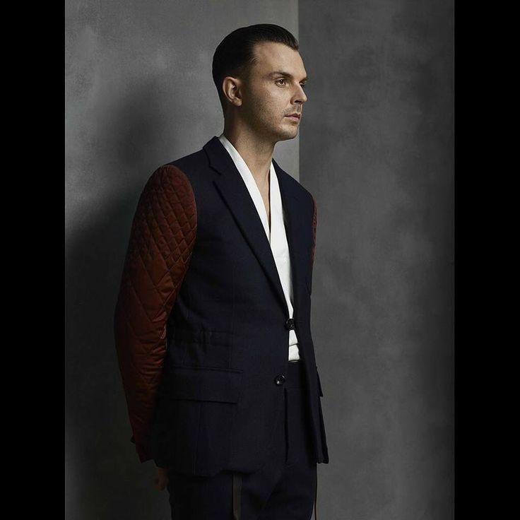 Theo dressed by Ermenegildo Zenga Couture by Alessandro Sartori