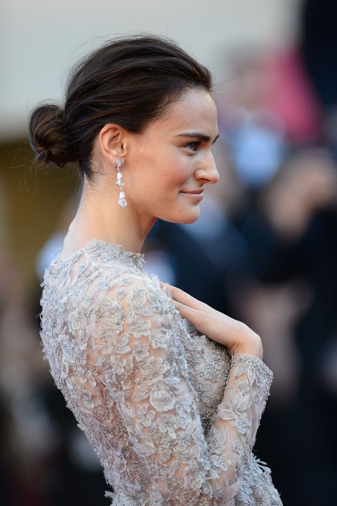 Saadet Aksoy - 'La Venus A La Fourrure' Premieres in Cannes