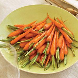Sweetened Carrots