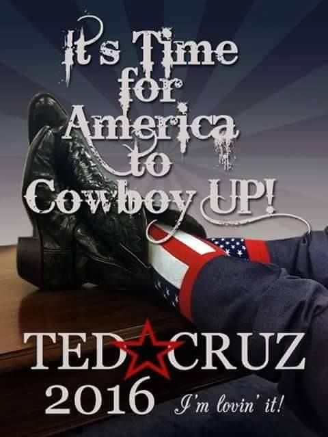 #TEDCRUZ2016 #Conservatives #TeaParty   'The greatest trick the LEFT ever played on us, is to convince all CONSERVATIVES that we can not WIN!' ~ Ted Cruz