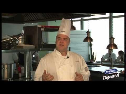 #mcvitie #digestive Risotto alla milanese con Digestive al Cioccolato al Latte #recipe #recipes #ricetta