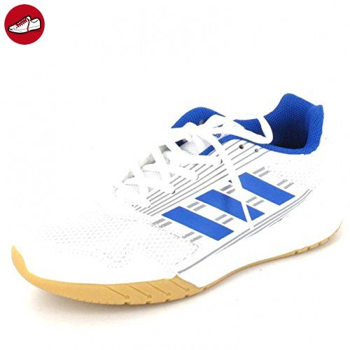 Hamburg, Chaussures de Tennis Homme, Multicolore (Ftwwht/Blue/Grey), 40 EUadidas