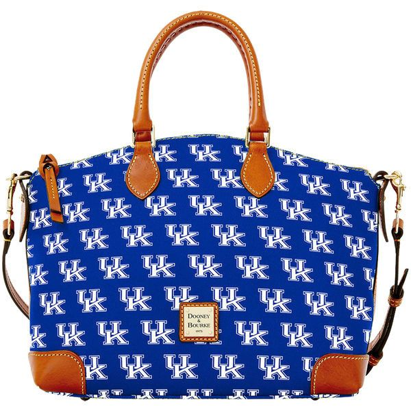 Kentucky Wildcats Dooney & Bourke Women's Satchel - Royal