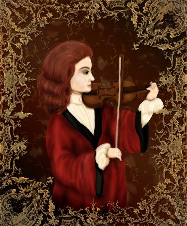 Antonio Vivaldi Red Hair | Antonio Lucio Vivaldi by ...