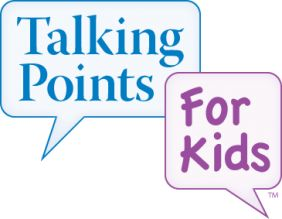 Talking Points For Kids » Increase text-based discussions
