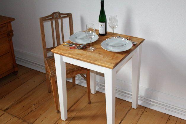 Frankfurter Tisch - kleiner Küchentisch, Beiste...