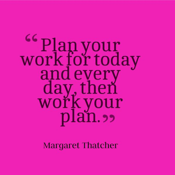 quotes on executing a business plan