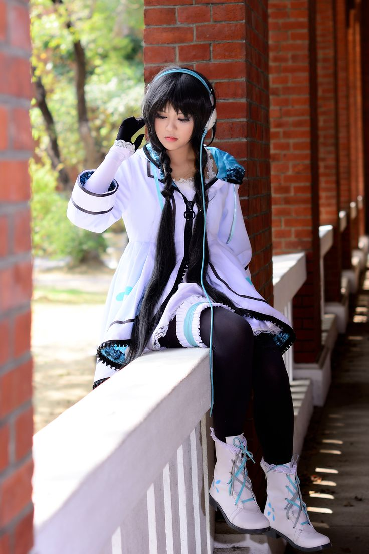 Xia Yu Yao UTAU China cosplay