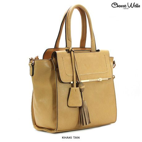 Chasse Wells Famille Royale Tote - Assorted Colors at 85% Savings off Retail!
