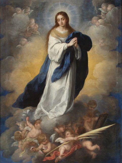 Ευαγγελισμός (1678) Μουσείο Τέχνης de Ponce στο Πουέρτο Ρίκο