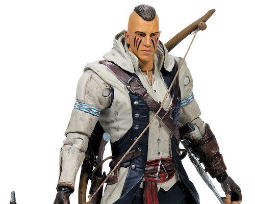 Assasin's Creed III — Connor With Mohawk , Кредо убийцы 3 — Коннор с ирокезом