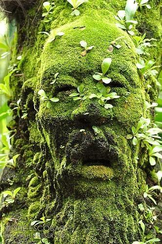 Green Man;