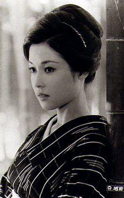 Ayako Wakao / Japanese actress.