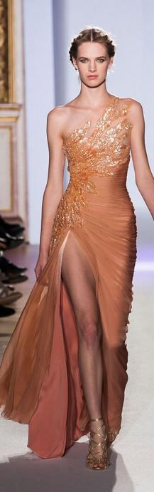 Zuhair Murad - Couture Spring 2013