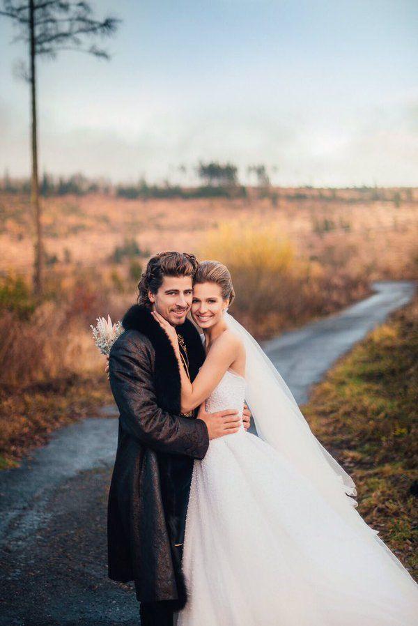 Peter Sagan Wife