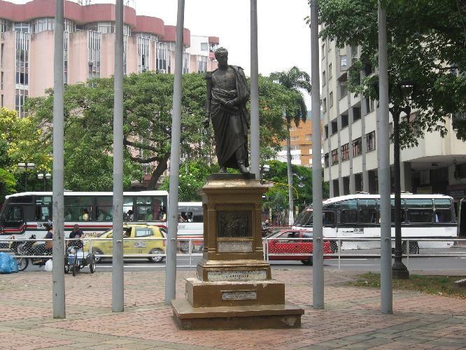Paseo Bolivar #Cali #ValledelCauca #Colombia #SurAmerica