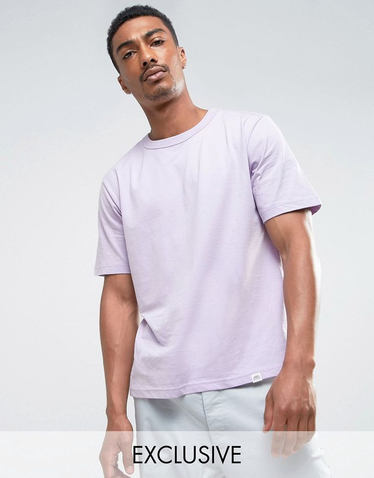 Get this Cheap Monday's boxers now! Click for more details. Worldwide shipping. Cheap Monday Boxer T-Shirt - Purple: T-shirt by Cheap Monday, Soft-touch jersey, Crew neck, Boxy shoulders, Regular fit - true to size, Machine wash, 100% Cotton, Our model wears a size Medium and is 6'1.5�/187 cm tall, Exclusive to ASOS. Known for their skinny jeans and their characteristic skull logo, Stockholm based label Cheap Monday channel their slick Scandinavian style to a range of clothing, with…