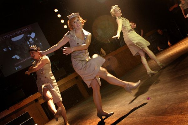 Vintage Hen Party Ideas - Vintage Style Dance Classes