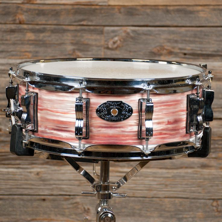 ludwig 5x14 jazz festival 100th anniversary reissue snare drum pink used jazz festival and drums. Black Bedroom Furniture Sets. Home Design Ideas