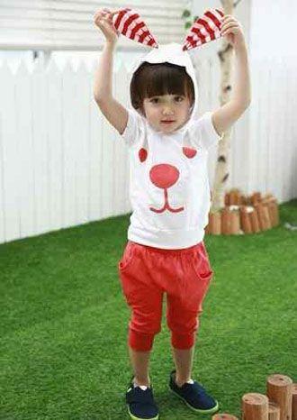 Setelan Bunny White Brand : QEQEBO Harga Rp 85.000,-  Grosir Perlengkapan Bayi dan Anak Terbaik di Jakarta ONLINE Via Web : www.k-babynkids.com SMS ke 08170759660 BB ke 281341B0