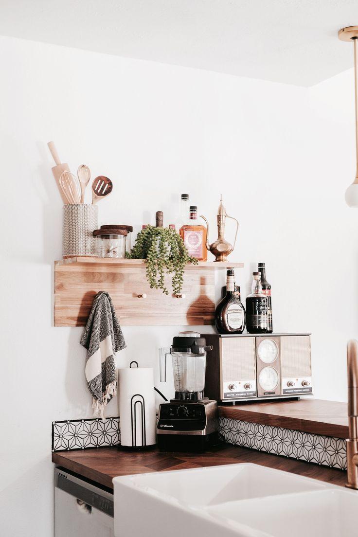 Scandinavian Minimalism Meets Organic Bohemian In Texas Haus