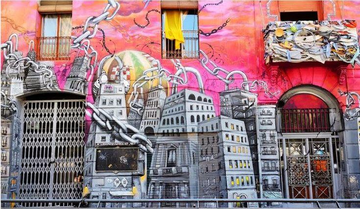 Las 10 sorprendentes casas okupa alrededor del mundo. 28/11/16