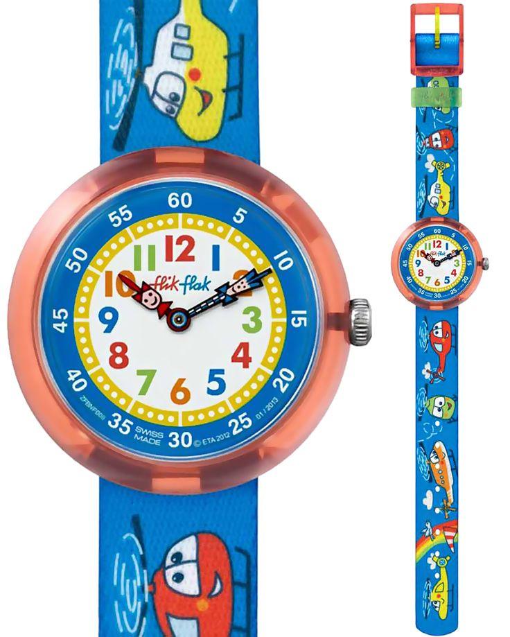 Ρολόι Flik flak ZFBNP008