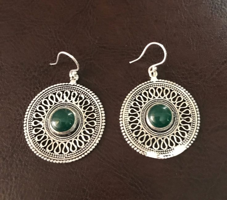 A personal favourite from my Etsy shop https://www.etsy.com/au/listing/527500726/emerald-earringssterling-silver-earrings