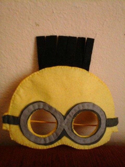 Minion maske