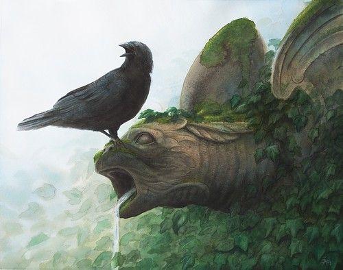 602 Best Images About Gargoyles Amp Statuary On Pinterest