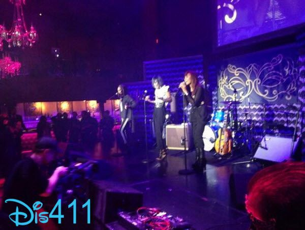 Video: McClain Sisters At Elizabeth Stanton's Birthday Party December 13, 2013