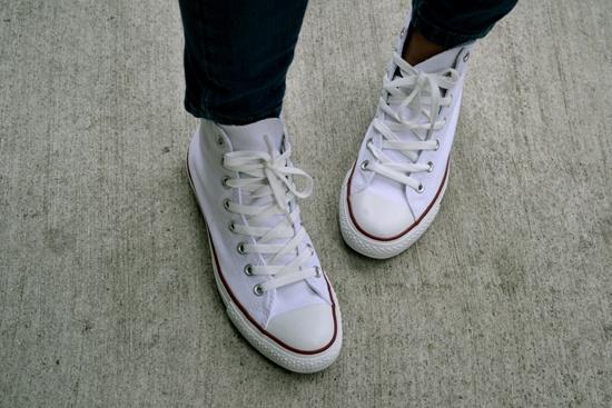 Kicks on The Wearist! www.thewearist.blogspot.com