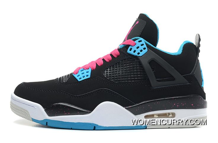 "https://www.womencurry.com/south-beach-air-jordan-4-black-vivid-pinkdynamic-bluewhite-super-deals.html ""SOUTH BEACH"" AIR JORDAN 4 BLACK/VIVID PINK-DYNAMIC BLUE-WHITE SUPER DEALS Only $87.71 , Free Shipping!"