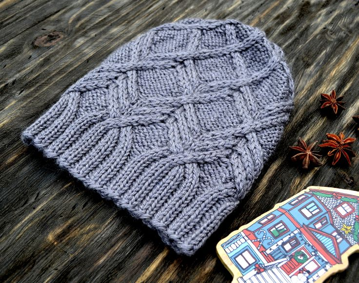Although it's not a continuous method, but I hope you will like this new cable hat design of mine: Carrillo Hat. Pattern available on Ravelry, Craftsy and Etsy.