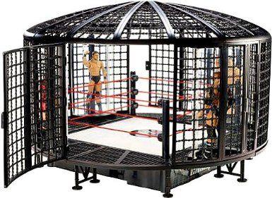 WWE Elimination Chamber: Amazon.co.uk: Toys & Games