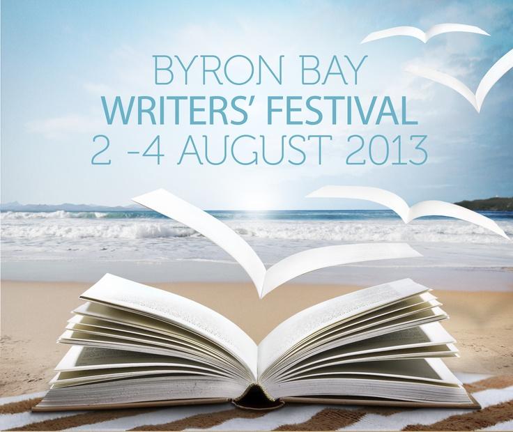 Byron Bay Writers' Festival!
