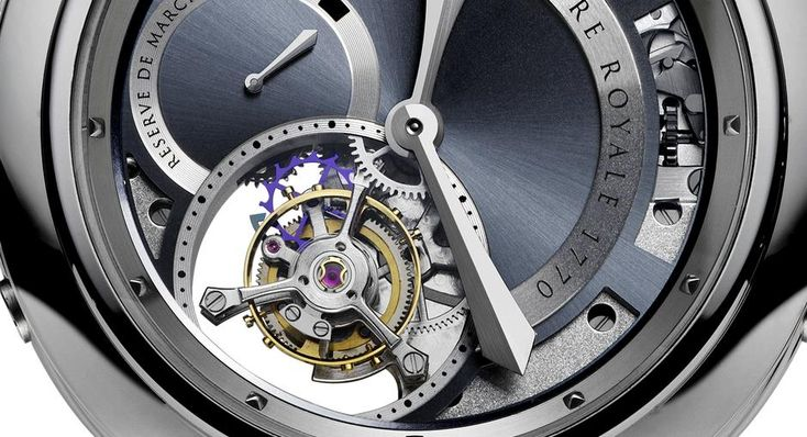 Manufacture Royale 1770 Flying Tourbillon | Luxurio.cz  #watches #luxury #luxusní #hodinky #luxurio