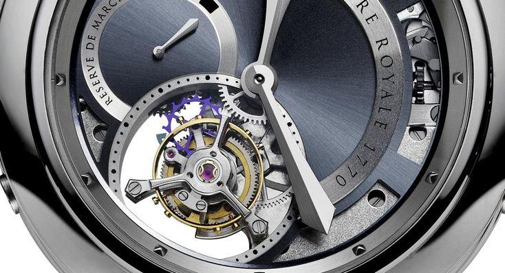 Manufacture Royale 1770 Flying Tourbillon   Luxurio.cz  #watches #luxury #luxusní #hodinky #luxurio